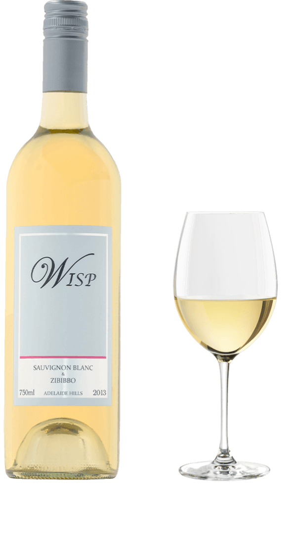 Wisp Sauvignon Blanc & Zibibbo 2013