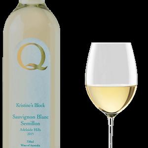 Q 2015 Sauvignon Blanc Semillon